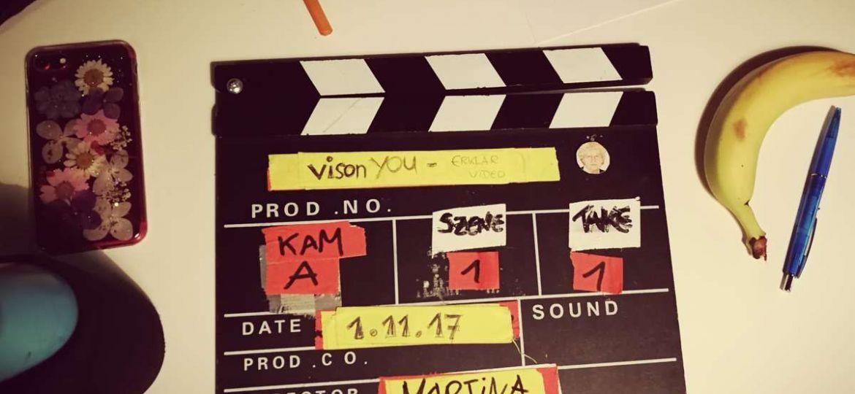 visionYOU Filmdreh