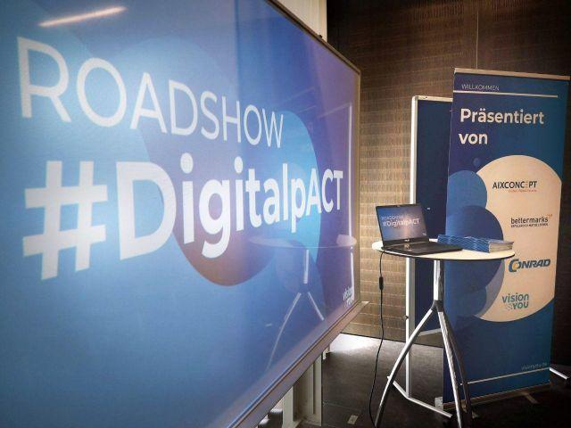Worshop Digitale Bildung (Demo)