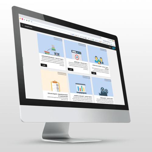 Online-Lernplattform für Lehrkräfte