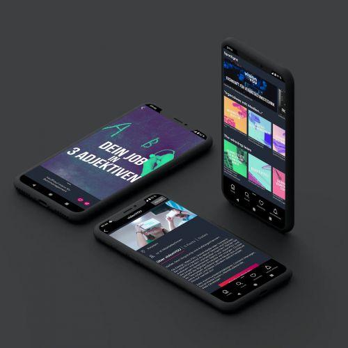 Svipe | Die App für die besten Jobs